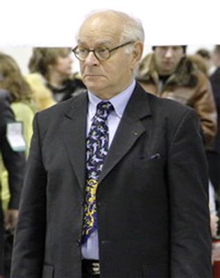 Jean Blangino (Франция). Эксперт на монопородной выставке Ши-Тцу в Самаре. 01 мая 2016 г.
