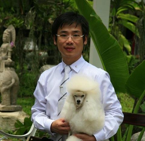 Peerapong Pisitwuttinan (Таиланд). Эксперт специализированной выставки Ши Тцу в рамках WDS 2016.