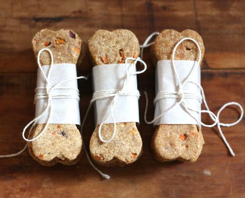 Хозяйкам на заметку: бананово-морковное печенье для собак