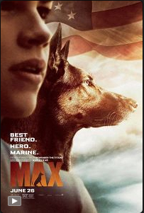 Лучшие фильмы про собак. Макс, 2015 года, приключения, США
