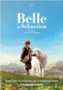 Лучшие фильмы про собак. Белль и Себастьян, 2013 года, приключения, Франция