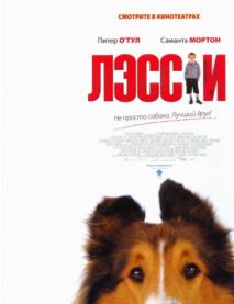 Лучшие фильмы про собак. Лэсси, 2006 год, комедия, драма