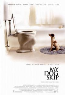 Лучшие фильмы про собак. Мой пес Скип, 2000 год, драма