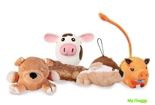 Игрушки для Ши Тцу