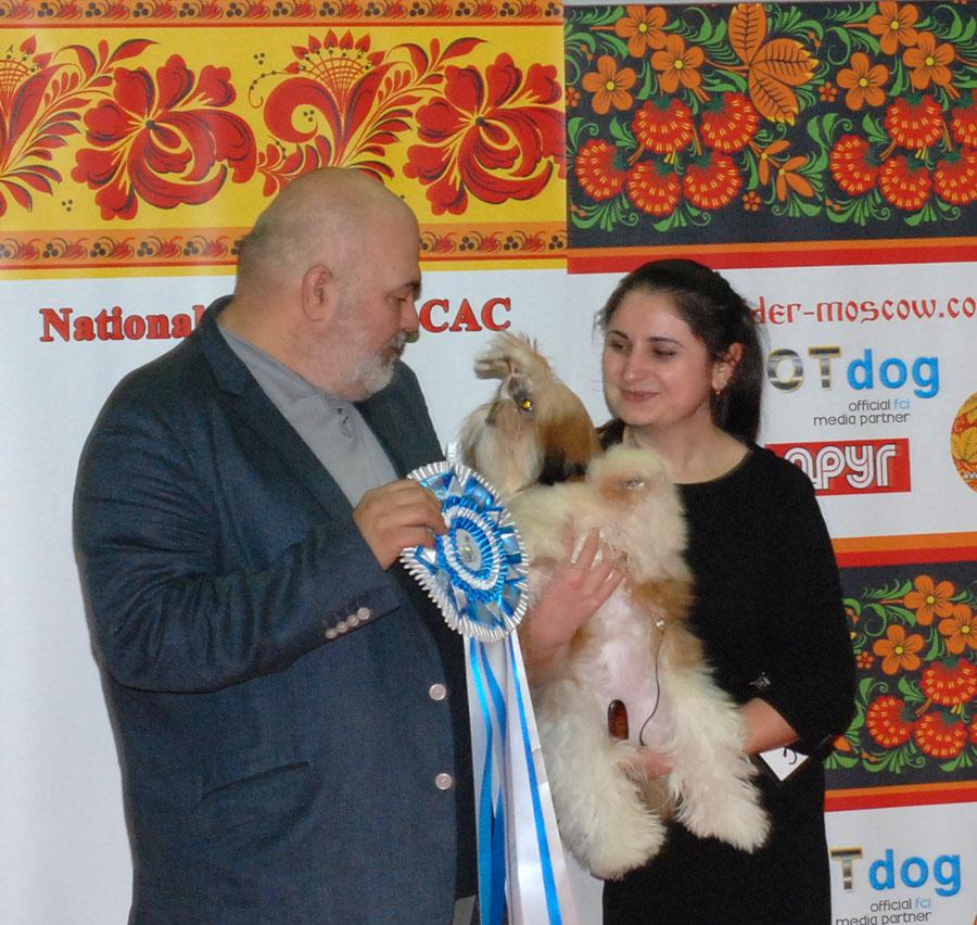 Выставка Чемпион клуба, Лучший щенок