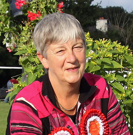 World Dog Show 2015. Expert Mrs. Ann Ingram (UK)