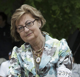 Эксперт Annika Ulltveit-Moe (Швеция). Euro Dog Show 2016