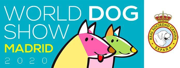 Крупнейшие шоу FCI в 2020-2021 г. г. World Dog Show 2020 в Мадриде