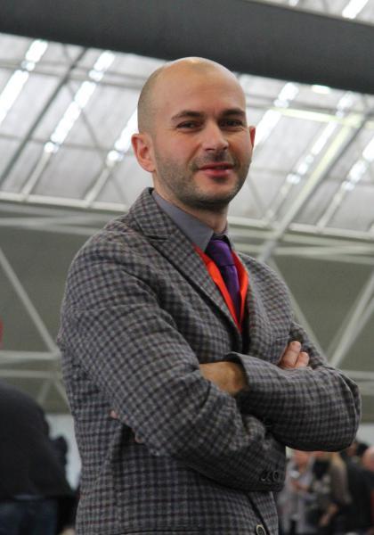 Эксперт - Marco Marabotto (Италия). Монопородная выставка ши-тцу. Москва, 27 декабря 2015 года