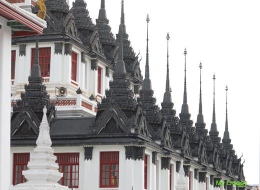 Тайский отпуск. Бангкок. Loha Prasat