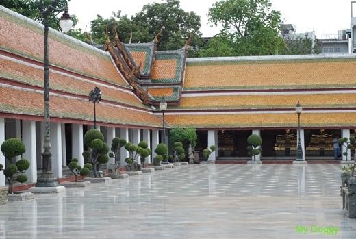 Тайский отпуск. Бангкок. Wat Suthat