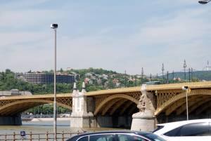 Один из мостов Будапешта