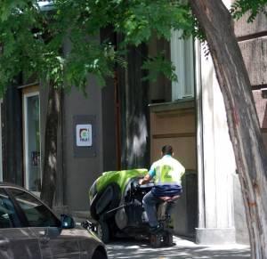 Чистильщик улиц
