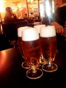 Чешское пиво. Брно