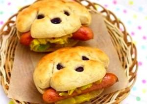 """Вкусные """"собачьи"""" бутербродики"""