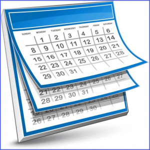 Крупнейшие чемпионаты Мира и Европы. Календарь, расписание