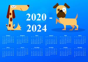Крупнейшие выставки FCI в 2020-2024 годах